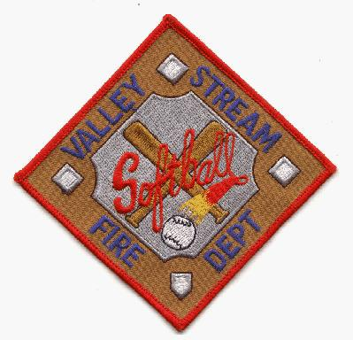 VSFD Softball Team Patch
